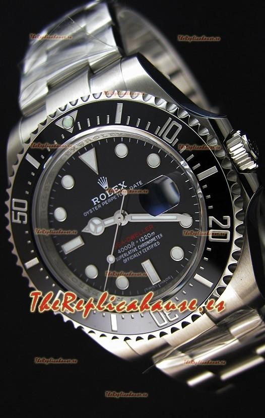 Rolex Sea-Dweller 50h Anniversary REF# 126600 Reloj Réplica Suizo a Espejo 1:1 - Reloj en Acero 904L
