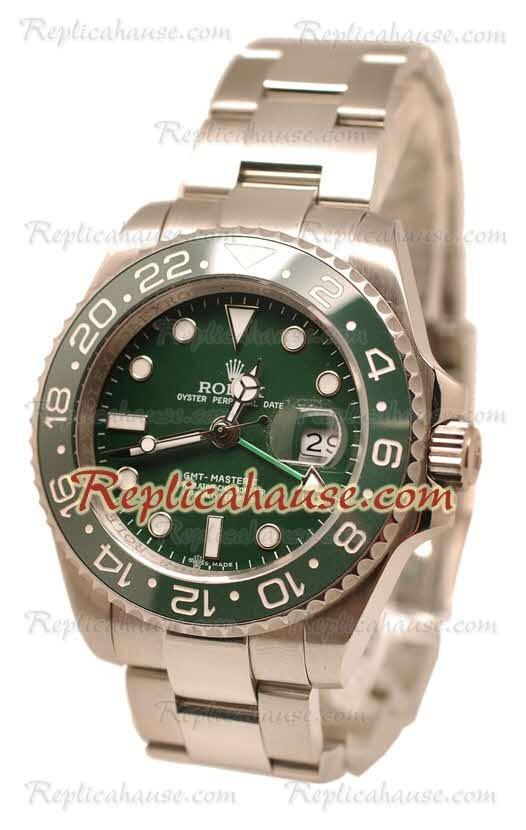 Rolex GMT Masters II Edición 2011 - Bisel de cerámica