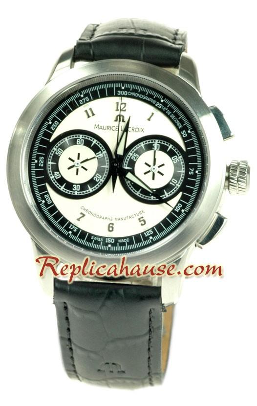 3b39f7b92a6f Maurice Lacroix Le Cronógrafoe Reloj Suizo de imitación RHSP1818 ...