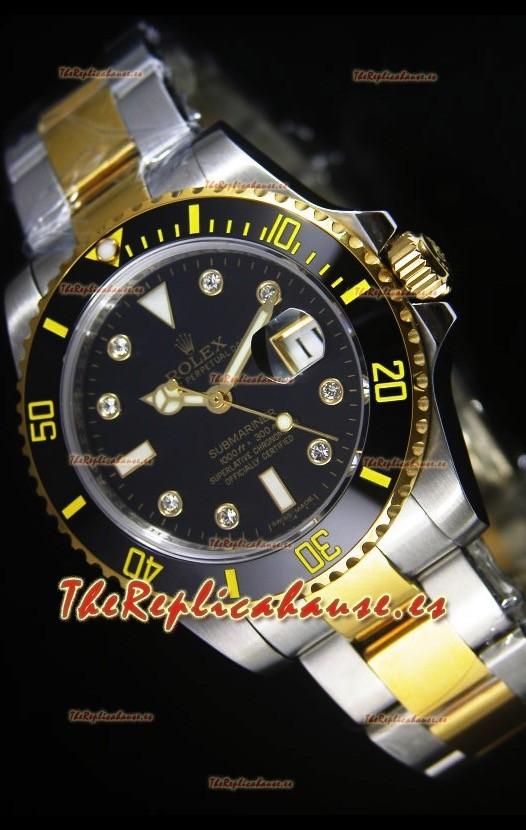 Rolex Submariner Negro
