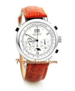 A. Lange Sohne Datograph Perpetual Reloj