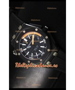 Audemars Piguet Royal Oak Offshore Reloj Suizo para Buzos Scuba en Cerámica Réplica Última 1:1 Movimiento 3120