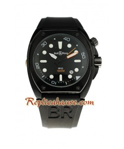 Bell and Ross BR 02 Carbon Reloj Réplica