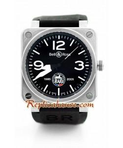 Bell and Ross Automático Reloj Suizo de imitación