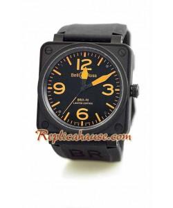 Bell and Ross BR01-92 Edición Limitada Reloj Suizo de imitación