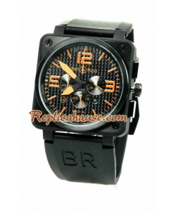 Bell and Ross BR01-94 Carbon Reloj Réplica