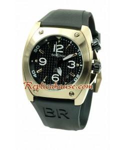 Bell and Ross BR 02 Oro Rosa Reloj Réplica