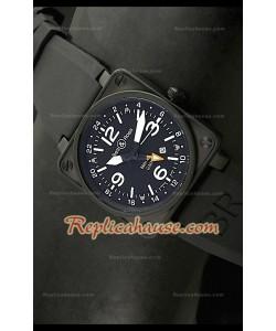 Bell y Ross enstrument BR01-93 Reloj GTM