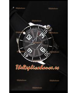 Blancpain 500 Phatoms Edición Especial Reloj Réplica Suizo con Dial Negro