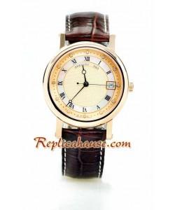Breguet Classique Reloj Suizo de imitación