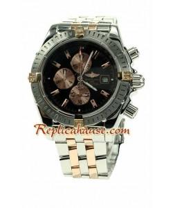 Breitling Chronomat Evolution Quartz Reloj Réplica