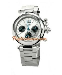 Cartier Pasha Dama Reloj Réplica
