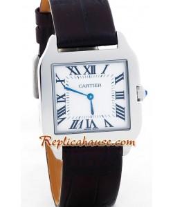 Cartier Réplica Santos 100 Reloj