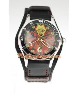 Corum Bubble Dive Devil Reloj Réplica