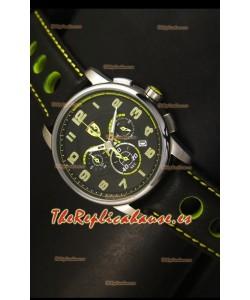 Scuderia Ferrari Heritage Reloj Cronógrafo en Caja de Acero