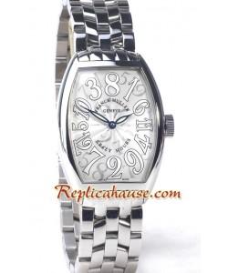 Franck Muller Crazy Hours Edición Reloj