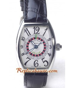 Franck Muller Vegas Reloj Réplica