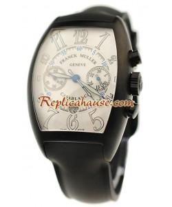 Franck Muller Casablanca Cronógrafo Reloj Suizo de imitación