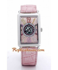 Franck Muller Long Isly Roulette Reloj Réplica
