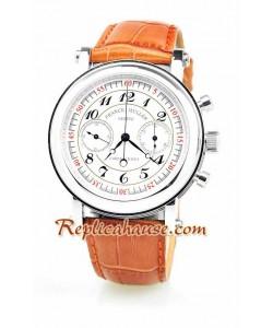 Franck Muller Suizo Cronógrafo Reloj