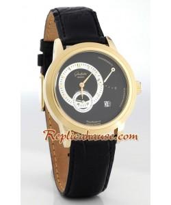 Glashuette PanoReserve Reloj