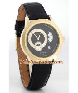Glashuette PanoGraph Reloj