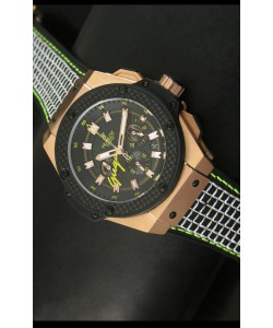 Hublot Big Bang Guga Tennis Reloj de Cuarzo Suizo 45MM