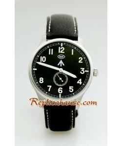 IWC Reloj Réplica - cuero