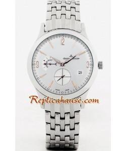 Jaeger-LeCoultre Master Hometime Reloj