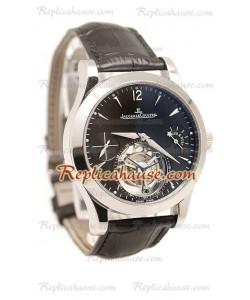 Jaeger-Le Coultre Master Tourbillon Reloj Suizo de imitación