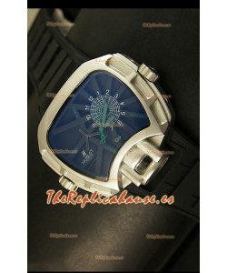 Hublot Big Bang MP 02 Edición Key of Time, Reloj Japonés en Acero Inoxidable