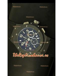 Hublot Big Bang Edición Yacht Club De Monaco, Reloj con caja de Cerámica Negra