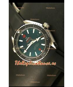 Omega Seamaster Planet Ocean, Reloj Réplica Suiza, réplica en escala 1:1 - 45MM