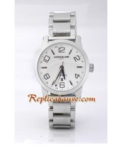Mont Blanc Réplica Timewalker - GMT Reloj