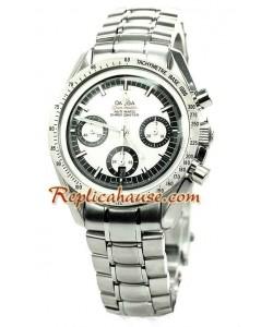Omega Speedmaster Micheal Schumacher Edición Reloj Suizo