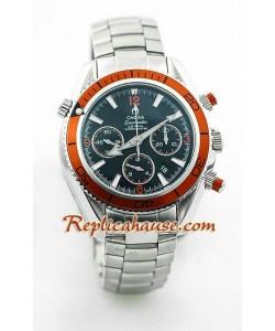 Omega Seamaster - The Planet Ocean Reloj Suizo