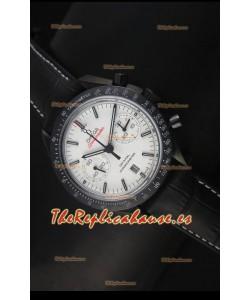 Omega Speedmaster Dark Side of the Moon Reloj Suizo Co-Axial - Réplica Espejo 1:1