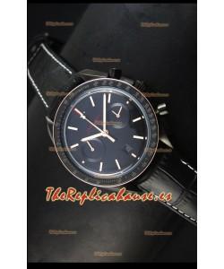 Omega Speedmaster Dark Side of the Moon - Reloj Suizo Sedna Black Réplica Espejo 1:1