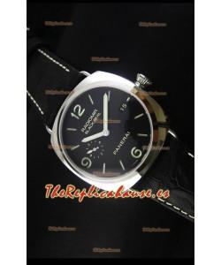 Panerai Radiomir PAM388 Black Seal Reloj Suizo - Reloj Réplica Espejo 1:1  con Movimiento P.9000