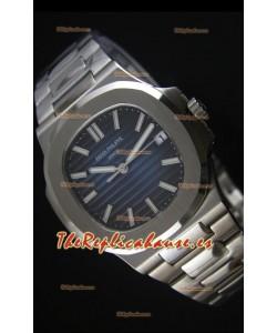 Patek Philippe Nautilus 5711 Reloj Réplica Suizo - 1:1 Última Versión Espejo Acualizada