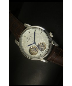 Patek Philippe Dual Tourbillon Reloj Japonés Automático