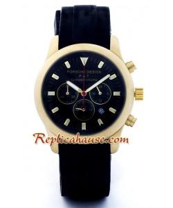 Porsche Design Dashboard Reloj Réplica