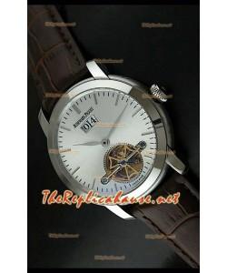 Edición japonesa del reloj de esfera metálica Audemars Piguet Jules Audemars