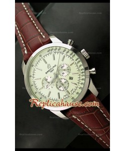 Breitleng Transocean Reloj japonés de Cuarzo