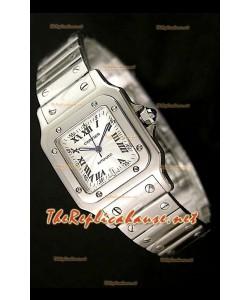 Cartier Santos Réplica Reloj Suizo para Señoras 29MM