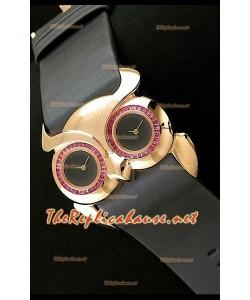 Chopard Animal World Reloj Señoras Búho en Movimiento de Cuarzo Suizo
