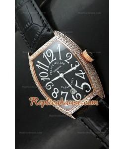 Franck Muller CasaBlanca Reloj Oro Rosa