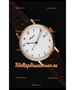 Breguet Classique 5177BA/29/9V6 Reloj en Oro Rosado con Numeros Arábigos