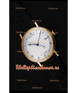 Breguet Classique 5177BA/12/9V6 Reloj en Oro Amarillo con Marcadores de Hora en Numeros Romanos