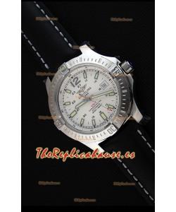 Breitling Chronometre COLT 41 Reloj Réplica Suizo Automático Dial Blanco